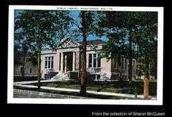 Rhinelander Library